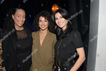 Christine Kelly, Tal and Marie Drucker