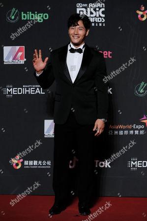 South Korean actor Kim Jong-kook