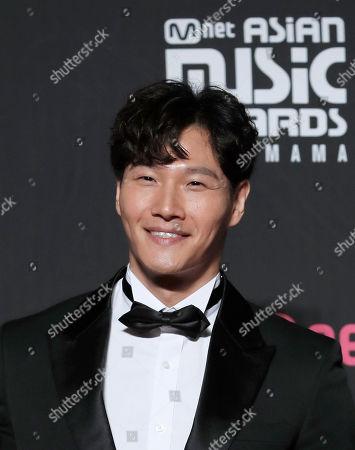 Stock Photo of South Korean actor Kim Jong-kook