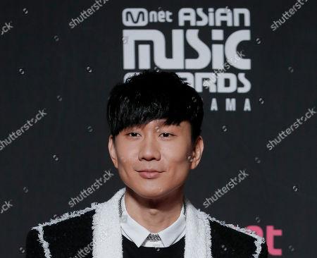 Singapore singer JJ Lin