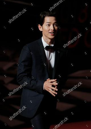 South Korean actor Song Joong-ki