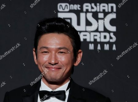 South Korean actor Hwang Jung-min