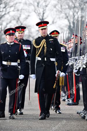 Sovereign's Parade at the Royal Military Academy, Sandhurst