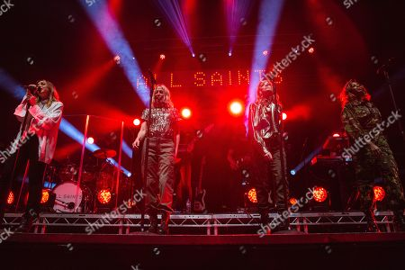 All Saints - Melanie Blatt, Natalie Appleton, Nicole Appleton and Shaznay Lewis