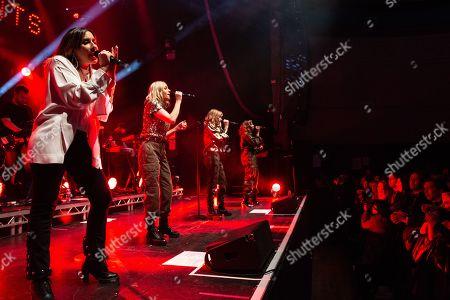 All Saints - Melanie Blatt, Nicole Appleton, Natalie Appleton and Shaznay Lewis