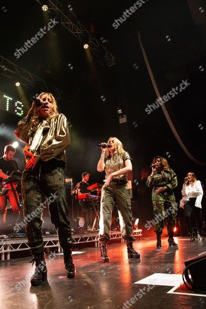 All Saints - Natalie Appleton, Nicole Appleton, Shaznay Lewis, and Melanie Blatt