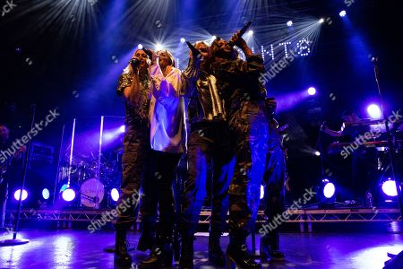 All Saints - Nicole Appleton, Melanie Blatt, Natalie Appleton and Shaznay Lewis
