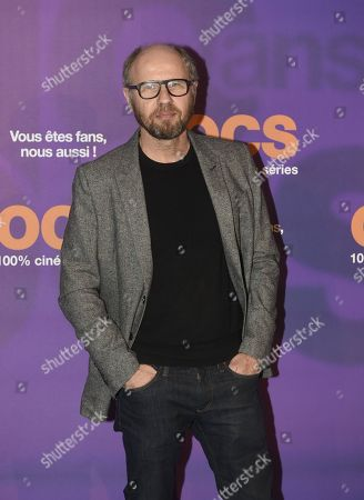 Editorial image of 10th anniversary of OSC Television, Paris, France - 13 Dec 2018