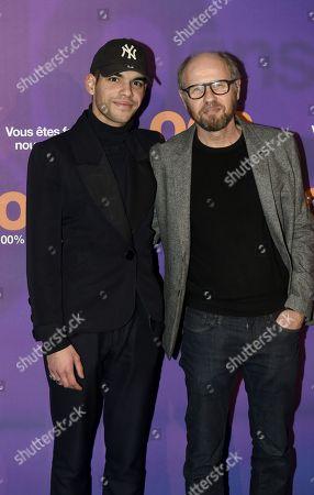Sami Outalbali and Laurent Bateau