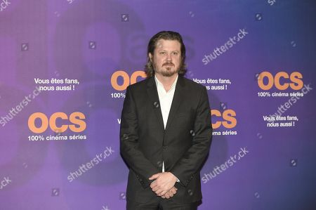 Stock Image of Beau Willimon
