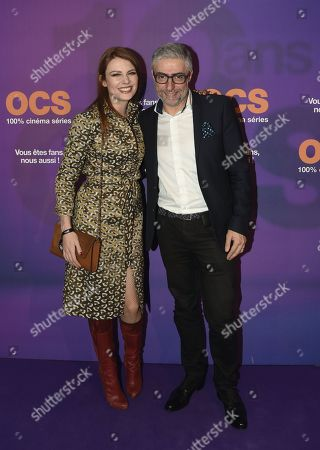 Editorial picture of 10th anniversary of OSC Television, Paris, France - 13 Dec 2018