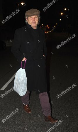 Editorial photo of Exclusive - Mick Jagger's Christmas Party, London, UK - 13 Dec 2018