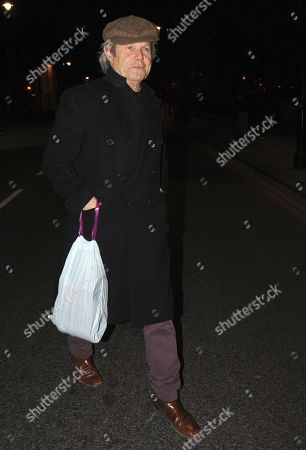 Editorial image of Exclusive - Mick Jagger's Christmas Party, London, UK - 13 Dec 2018