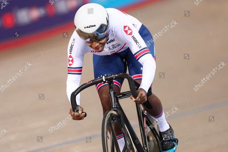 Editorial photo of London UCI Track Cycling World Cup. London, UK - 14 Dec 2018