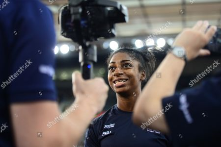 Editorial picture of London UCI Track Cycling World Cup. London, UK - 14 Dec 2018