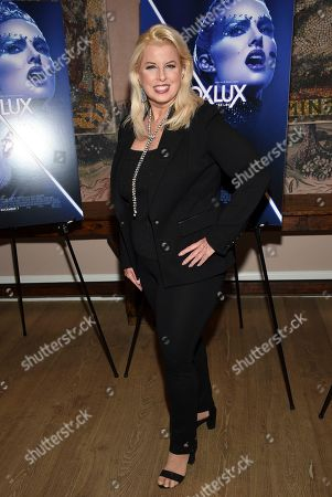 """Rita Cosby attends a special screening of """"Vox Lux"""" at The Whitby Hotel Theater, in New York"""