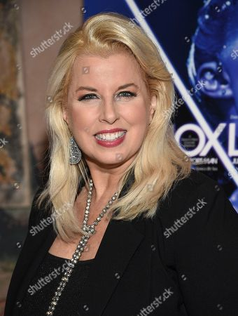 """Stock Image of Rita Cosby attends a special screening of """"Vox Lux"""" at The Whitby Hotel Theater, in New York"""