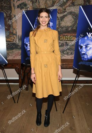 """Rebecca Fourteau attends a special screening of """"Vox Lux"""" at The Whitby Hotel Theater, in New York"""