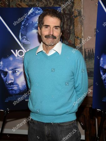 """Stock Picture of John Stossel attends a special screening of """"Vox Lux"""" at The Whitby Hotel Theater, in New York"""