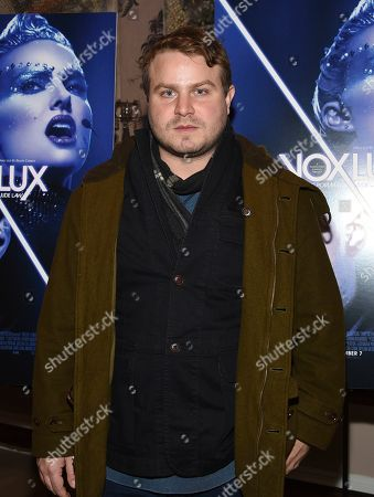 """Brady Corbet attends a special screening of """"Vox Lux"""" at The Whitby Hotel Theater, in New York"""