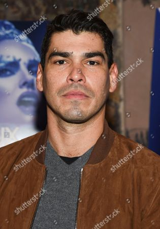 """Raul Castillo attends a special screening of """"Vox Lux"""" at The Whitby Hotel Theater, in New York"""