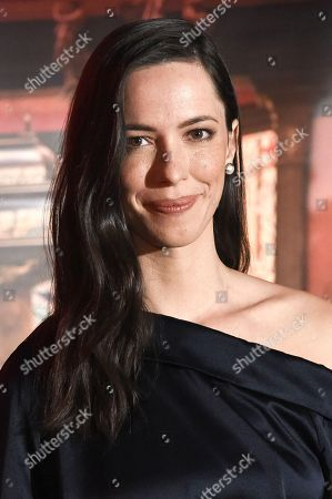Stock Picture of Rebecca Hall