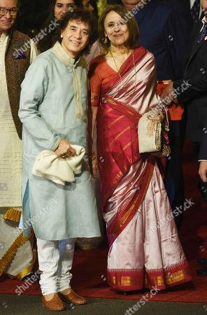 Zakir Hussain and Guest