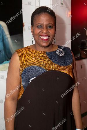 Stock Photo of Pamela Nomvete (Mai Tamba)