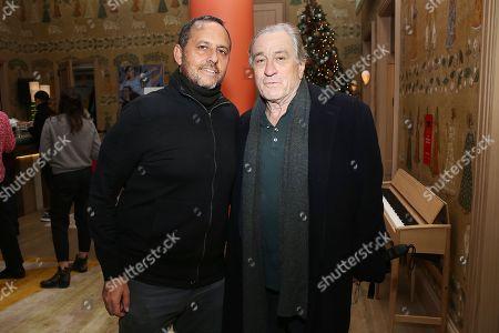 Robert Teitel, Robert De Niro