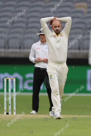 Editorial photo of India Cricket, Perth, Australia - 15 Dec 2018
