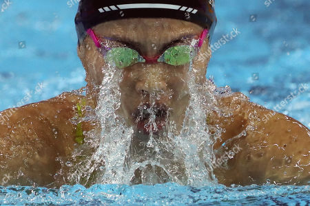 Editorial picture of Short Course Swimming Championships, Hangzhou, China - 15 Dec 2018