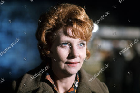 Stock Image of 'Follyfoot'  TV - 1972 -  Clare Kelly as Katherine Ross, mother of Steve.