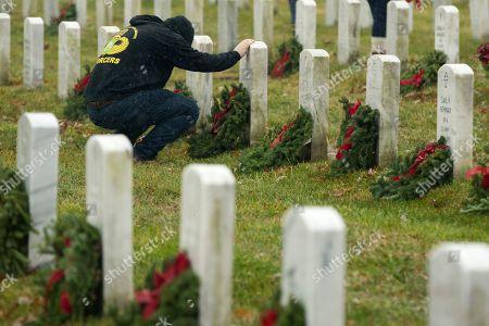 Wreaths Across America Day Usa Stock Photos Exclusive
