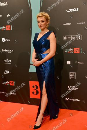 Editorial image of European Film Awards, Seville, Spain - 15 Dec 2018
