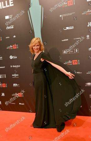 Editorial photo of European Film Awards, Seville, Spain - 15 Dec 2018