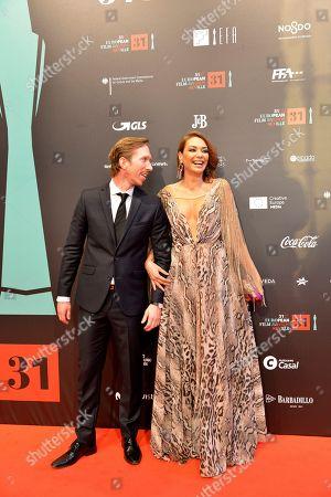 Editorial picture of European Film Awards, Seville, Spain - 15 Dec 2018