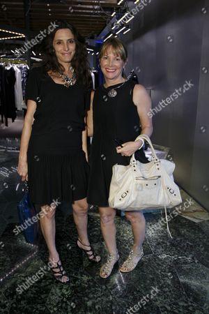 Elizabeth Stewart and Maria Bell