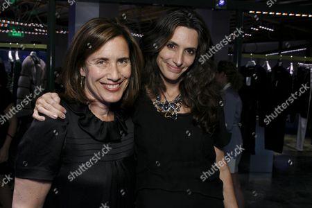 Amy Shapiro and Elizabeth Stewart