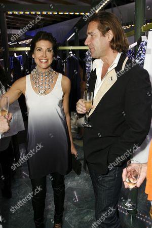 Editorial photo of Fashion's Night Out at Balenciaga, Los Angeles, America  - 10 Sep 2009