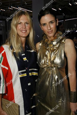 Editorial picture of Fashion's Night Out at Balenciaga, Los Angeles, America  - 10 Sep 2009