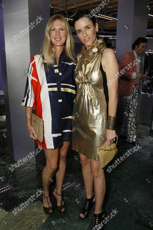 Shell Cardone and Kimberly Bini
