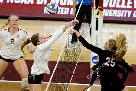 Editorial photo of NCAA Womens Volleyball Championship, Minneapolis, USA - 15 Dec 2018