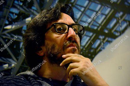 Stock Picture of Daniele Vicari.