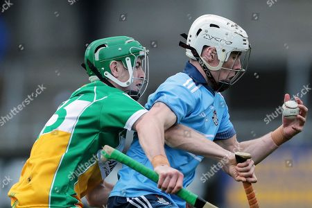 Dublin vs Offaly. Dublin's Lee Gannon and Kevin Connolly of Offaly