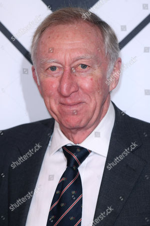 Stock Photo of David Hemery