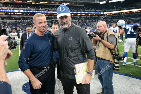 Editorial photo of Cowboys Colts Football, Indianapolis, USA - 16 Dec 2018