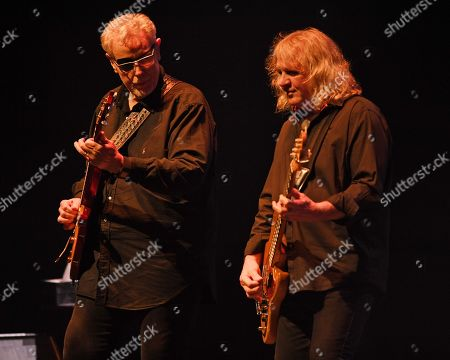 Editorial picture of Kansas in concert at The Broward Center, Fort Lauderdale, USA - 15 Dec 2018