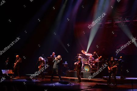 Editorial photo of Kansas in concert at The Broward Center, Fort Lauderdale, USA - 15 Dec 2018