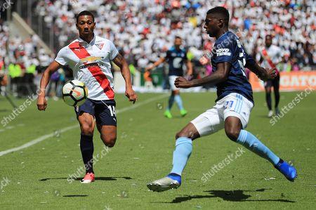 Editorial image of Liga de Quito vs Emelec, Ecuador - 16 Dec 2018