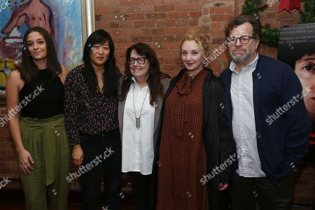 Editorial photo of NYC Special Screening for 'Nancy' Hosted by Edie Falco, New York, USA - 16 Dec 2018